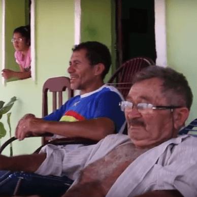 Invisíveis: entrevistas extraídas do documentário