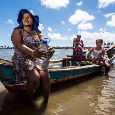 Pescadores e pescadoras